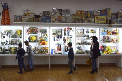 """Osuna estrena un """"Museo del Juguete Vintage"""" con 4.000 piezas de los años 70 y 80"""