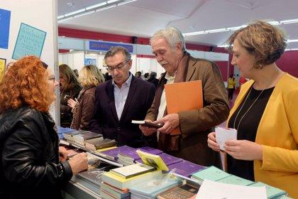 Comienza la V Feria del Libro de Tarazona con 43 autores y 12 casetas