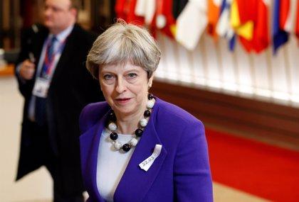 """May recalca que """"bajo ninguna circunstancia"""" habrá un segundo referéndum sobre el Brexit"""