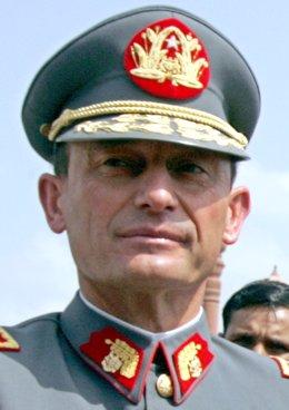 El exjefe del Ejército de Chile Juan Emilio Cheyre