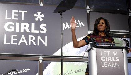 Michelle Obama dice que no perdonará a Trump por su papel en el movimiento 'birther' en EEUU