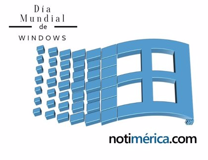 10 de noviembre: Día Mundial de Windows, ¿por qué se celebra este día?