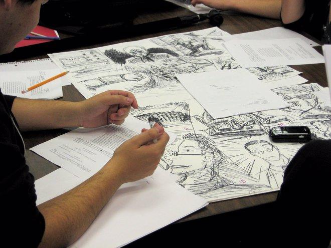 dia del dibujante