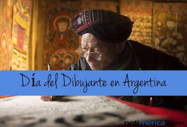 Día del Dibujante en Argentina
