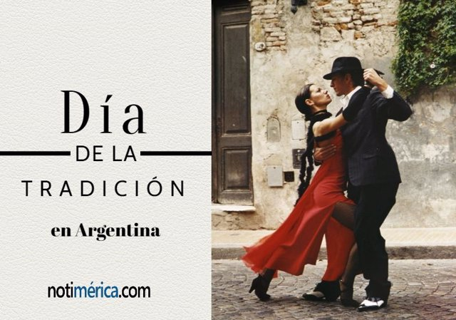 DÍA DE LA TRADICIÓN EN ARGENTINA