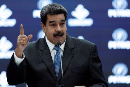 """Maduro denuncia la """"persecución"""" de EEUU hacia el oro venezolano"""