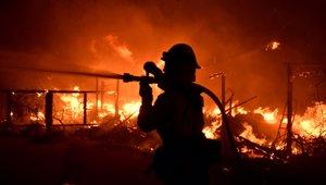 Incendios California 2018