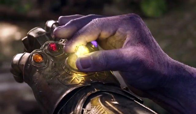 Vengadores: Infinty War