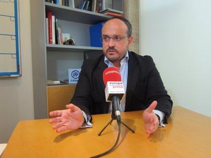 El PP català proclama aquest dissabte a Alejandro Fernández nou president del partit