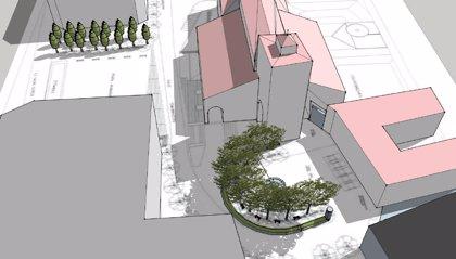 El Ayuntamiento de Santander invertirá 1,2 millones en el entorno de la catedral