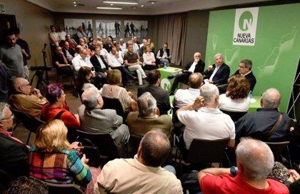 Rodríguez afirma que el progresismo de NC debe extenderse y alcanzar el Gobierno de Canarias