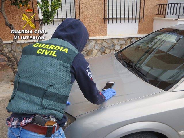 La Guardia Civil investiga robos con violencia