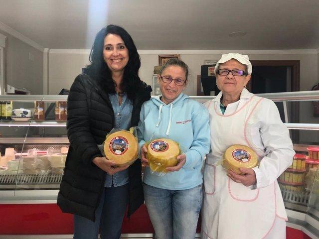 El queso de Montefrío gana una medalla de plata