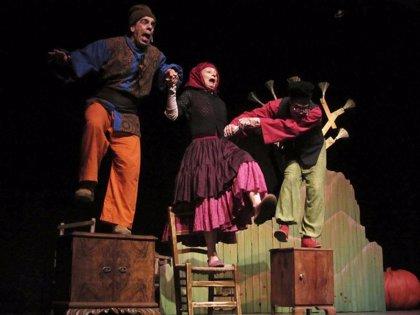 Teatro Mutis ofrece el espectáculo infantil 'La rebelión de los caracoles' este domingo en Mérida
