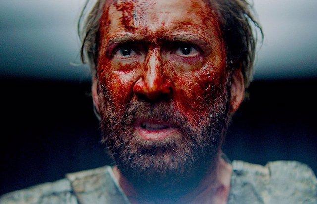 Nicolas Cage en Mandy