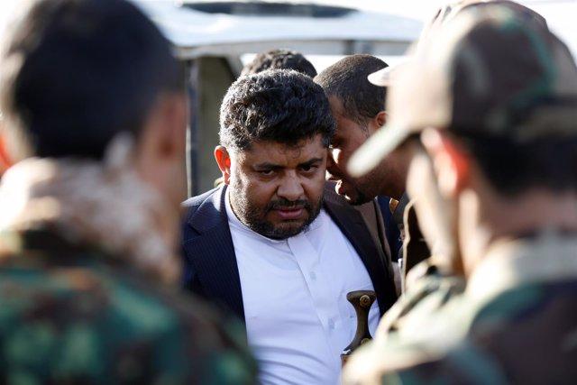 Mohamed Alí al Huthi presidente del Comité Revolucionario Yemení