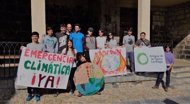 Campamento Amigos de la Tierra de La Rioja
