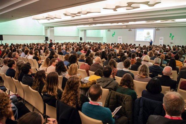 Asistentes a la conferencia anual de Aceia