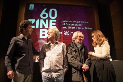 El Festival Internacional de Cine Documental y Cortometraje de Bilbao rinde homenaje este sábado al cine vasco