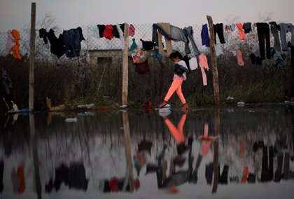 La ONU sostiene que no puede facilitar transportes a la caravana de migrantes asentada en México