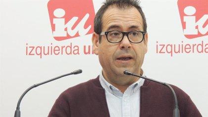 """IU pregunta a Cospedal si su marido ha intervenido """"en temas internos"""" de la Junta"""