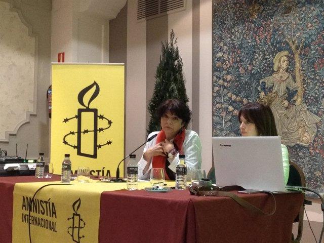 Valladolid.- La secretaria de Estado de Igualdad, Soledad Murillo