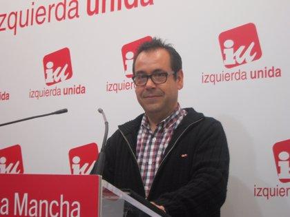 """IU incluye en su programa electoral propuestas """"creíbles y realizables"""" para que Castilla-La Mancha """"despegue"""""""