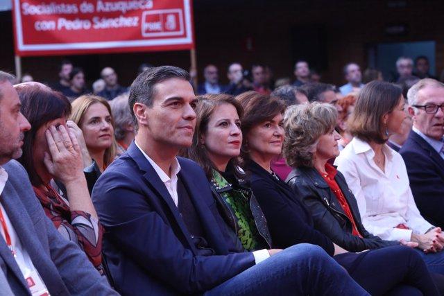 Comité Federal y acto de presentación de las candidaturas autonómicas del PSOE e