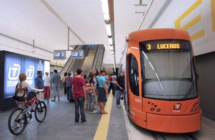 Más de seis millones de viajeros utilizaron Metrovalencia en octubre, y casi un millón, el TRAM d'Alacant