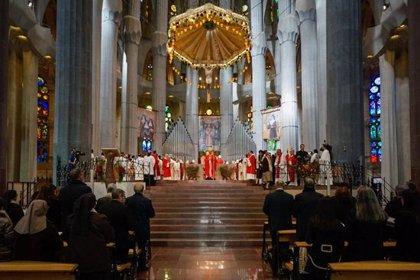 La Sagrada Família acull la beatificació de 16 màrtirs de l'arxidiòcesi de Barcelona perseguits els anys 30