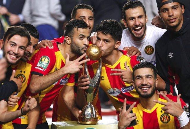 El Esperance de Túnez, campeón de la 'Champions' de África