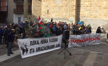 Altsasu Faxismoaren Kontra defiende a quienes repicaron las campanas durante el acto de 'España Ciudadana'