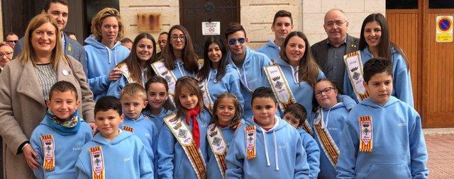 El conseller de Enseñanza, Josep Bargalló, visita escuela