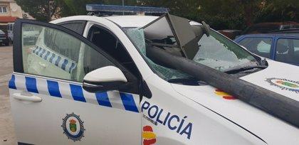 Roban en una tienda de telefonía en Villaviciosa de Odón y tras una persecución policial se dan a la fuga