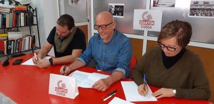 Guanyem Ibiza acuerda ir en coalición con otros grupos de izquierdas a las elecciones de 2019