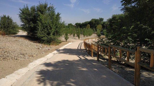 Sendas econógicas río Manzanares