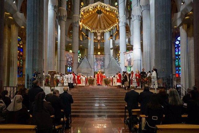 Beatificació a la Sagrada Família