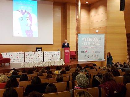 """El presidente de Parlamento andaluz asegura que de la ley que se siente """"más orgulloso"""" es la Ley de Igualdad de Género"""