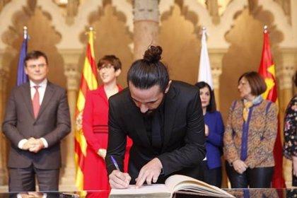Baltasar Picornell asiste al plenario de la Coprepa en Zaragoza