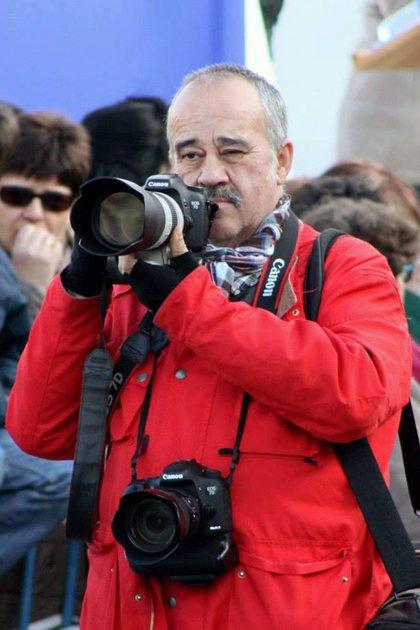 El fotógrafo Aurelio Redondo, elegido 'Corredor de Honor' del V Trail Humedales Manchegos de Villafranca (Toledo)