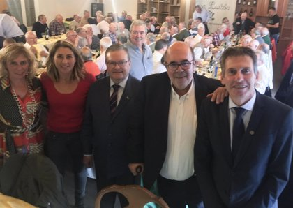 Oria destaca el peso de pescadores y cofradías en la formación de la identidad y el desarrollo económico de Cantabria