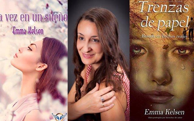 Emma Kelsen la nueva corín tellado de la novela romántica