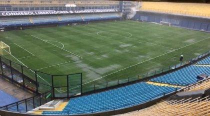 La lluvia pone en peligro la final de la Copa Libertadores entre el Boca y el River