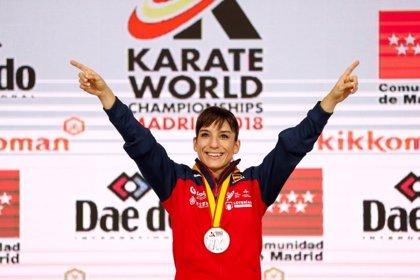 Sánchez gana el oro y Quintero la plata de kata en el Mundial