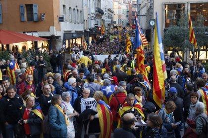 10.000 persones es manifesten a Perpinyà reivindicant els Països Catalans
