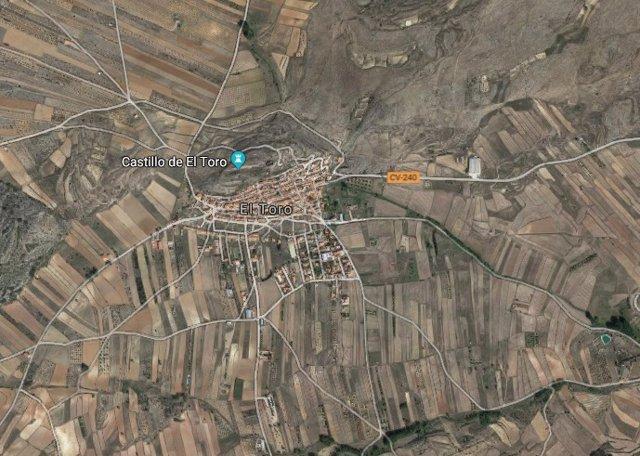 Localidad castellonense de El Toro