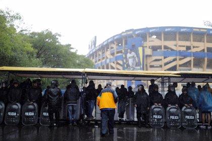 Aplazada a este domingo la final de la Libertadores por las fuertes lluvias en Buenos Aires