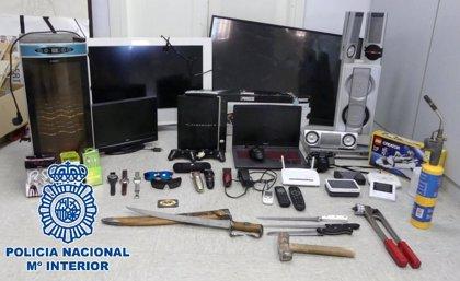 A prisión el detenido como presunto autor de cuatro robos en comercios de Cádiz capital
