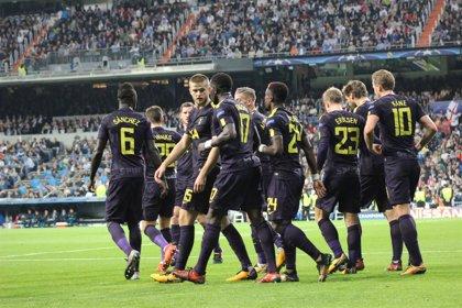 El Tottenham se mantiene en puestos de 'Champions' tras ganar al Crystal Palace