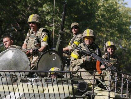 Dos militares ucranianos muertos y dos heridos por la explosión de una mina en la región separatista
